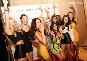 Hometown Hotties 2013 Lavo Party